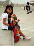 Skateboarding isn't just for boys by Carlos Camacho