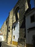 Aqueduct houses