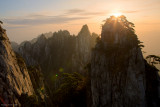 Yellow Mountains (Huangshan) China