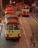 Mini Buses, Causeway Bay