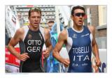 Christian Otto (l) & Riccardo Toselli (r)