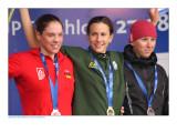 Joelle Franzmann (l), Radka Vodickova (m) & Vendula Frintoza (r)