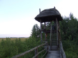 Observation Tower Grobla Honczarowska