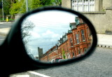 Castle Road reflections