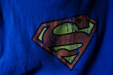 My Superman's t-shirt