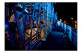Clemenceau Bridge at Night