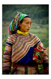 The Flower Hmong people beauties 5