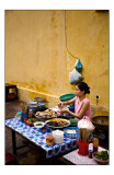 Hai Phong people : the Nem seller