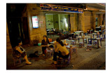 Hai Phong Streets at night
