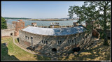 Upnor Castle and the Medway