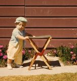 LL Cool J, look out..  Styling, Easter 1956