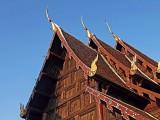 Wat Phan Tao, back of prayer hall (wihan)