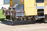 Sperry Rail Services inspection hi-rail 817 in Moosonee