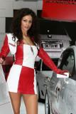 Mondial de l'Automobile 2008 - Sur le stand Abarth