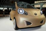 Mondial de l'Automobile 2008 - Sur le stand Nissan le concept car Nuvu