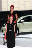 Mondial de l'Automobile 2008 - Sur le stand Nissan