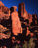 Fisher Towers, Utah
