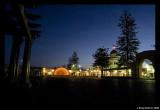 Napier Pavilion, Night