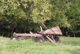 Old Wagon Needs Some Rehab