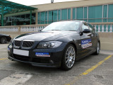 2007 Test Drive SACHS SRE Coilover Kit on BMW E90