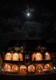 Vollmondnacht auf dem Marktplatz Goslar