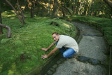 Kokedera (Moss Temple) Kyoto Japan 2009 by Oliver Knott