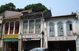 Old buildings on Arab Street