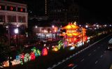 Chinatown decked out for Lantern Festival