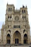 Cathédrale Notre-Dame, AMIENS, Picardie.