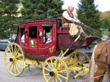 Well's Fargo Carriage