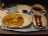 snack on Singapore Airlines