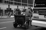 rickshaw or bus?