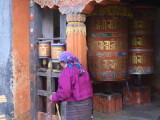 Jampey Lhakhand, Jakar, Bhutan