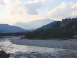 Chamkhar Chuu, Jakar, Bhutan