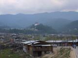 Jakar town centre, Bhutan