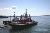 Tugboats at Lonsdale Quay