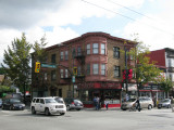 Commercial Drive at East 1st Avenue, Grandview