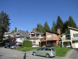 St Georges Avenue near Osborne Road, Upper Lonsdale, North Vancouver