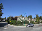 East 29th Street at St Georges Avenue, North Vancouver