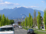 Dieppe Drive, East Vancouver