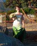 Megan Wedding Day