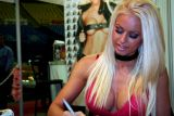 MARYSE OUELLET PLAYBOY MODEL