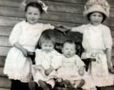 Bessie,Ruby, Paul, Gladys Taylor