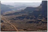 Shafer Canyon Overlook - Canyonlands National Park, UT, USA