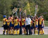 Queen's Vs Guelph W-Lacrosse 10-05-08
