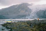 Gletscherzunge des Eyjafjallajökull