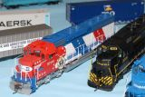 Models Displayed by Athearn