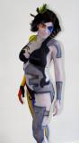 championnat canadiennes de body painting à Color Mundo   www.decormoi.com