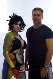 decormoi    body painting à Color Mundo