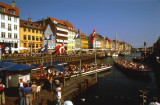 Afternoon at Nyhavn's cannals